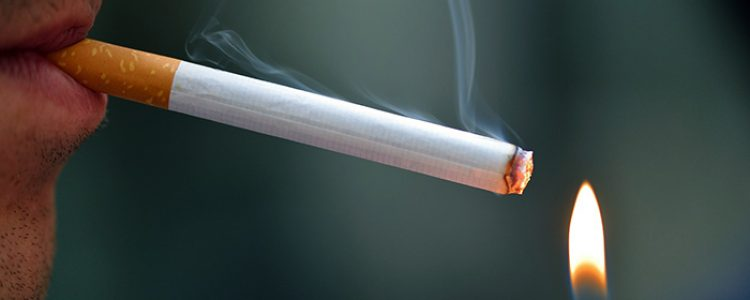 Are You Trying to Puff Out Stress With a Smoke?