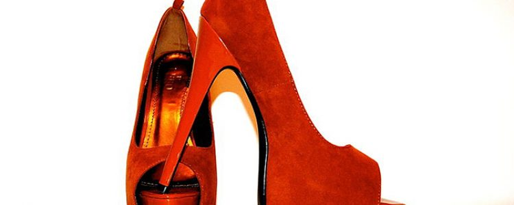 High Heel Lover, Do You Have An Aching Foot?