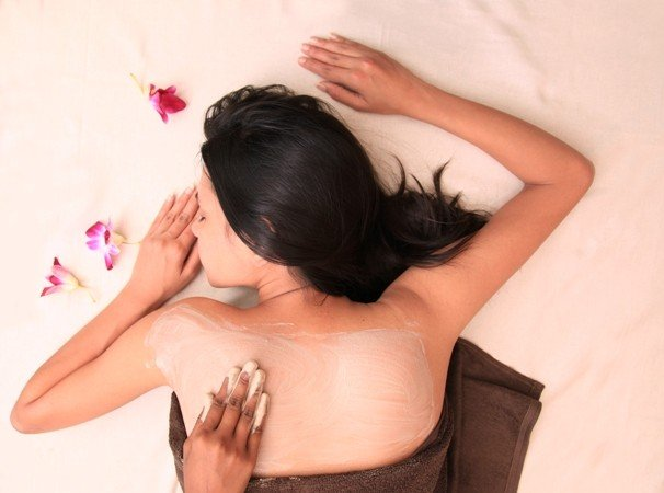 Body Polish massage in Bangalore