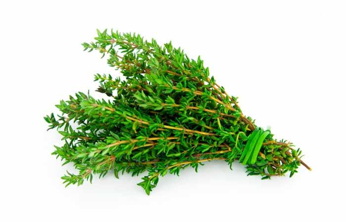 Benifits of Thyme