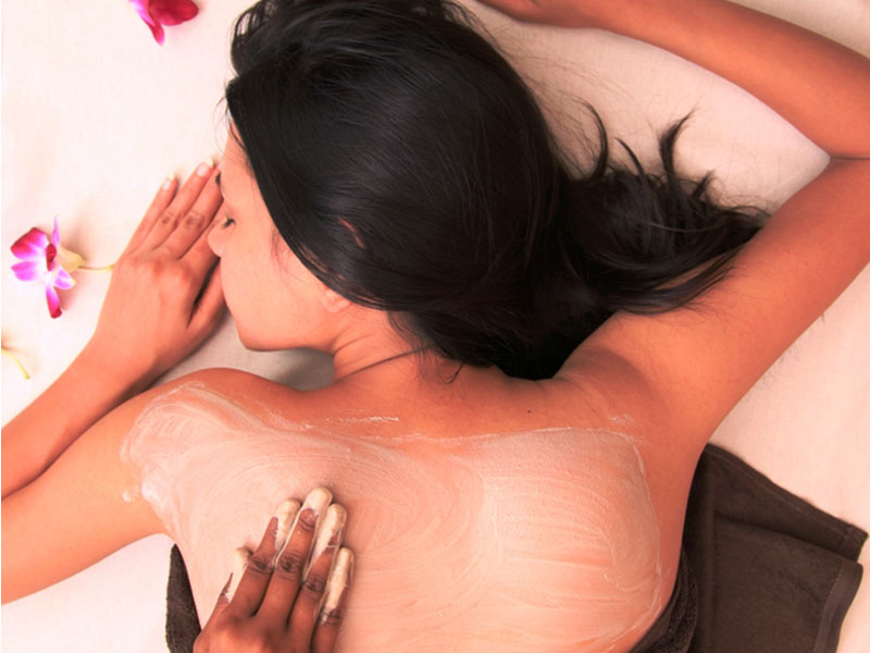 Body Wraps Therapies